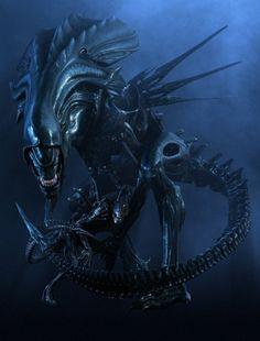Queen Xenomorph(Alien Franchise)