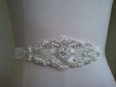 SALE  Wedding Belt Bridal Belt Sash Belt by LucyBridalBoutique, $23.99
