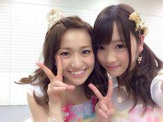 Oshima Yuko & Kawaei Rina