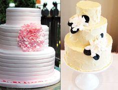 Wedding Cakes: Fondant or Buttercream?