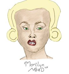 Marilyn Monroe, part 7 by aaipodpics, via Flickr