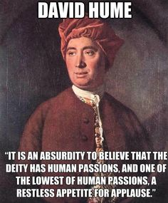 David Hume - Scotland's finest in my view. If only we had more intellects like him now. I think he'd love the idea of trade & close connections with Europe. He'd be scathing. Britain vote out. Atheist Humor, Atheist Quotes, Wisdom Quotes, Political Quotes, Affirmation Quotes, Life Quotes, Cogito Ergo Sum, Sigmund Freud, Secular Humanism