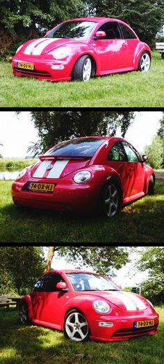 :#Modified #Volkswagen #Beetle