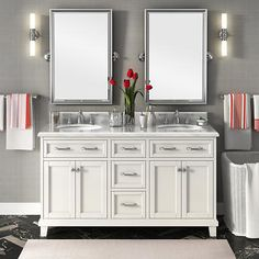 64 inch double sink bathroom vanity. Chans Furniture CF 3882W AW 64 Beckham Inch Antique White Bathroom  Double Sink Vanity Dream bathroom stuff Pinterest Antiques and