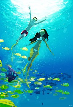 Fluidity by Pascal Campion