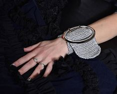 Arm Jewelry Crocheted Bracelet With Metal Buckle Stylish