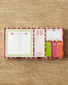 Sticky+Note+Set+by+Jonathan+Adler+at+Neiman+Marcus.