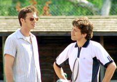 Jack and Matt play very bad tennis..