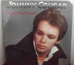 Sold!!  Johnny #Cougar #Chestnut Street Incident #Vintage Vinyl Album 1976 #Photo Sheet.