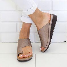 67395b198ab Shop SANDALS - PopJuLia Sandals Casual Purple Low Heel Open Toe Sandals  online. Discover unique