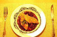 O Chef é você – Saúde Gourmet:Risoto de arroz negro com cogumelos & Frango em crosta de amêndoas. Aprenda preparar essa receita maravilhosa aqui no Esquenta
