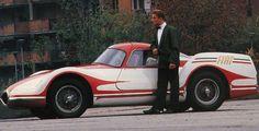 1954 Fiat Turbina - Concept