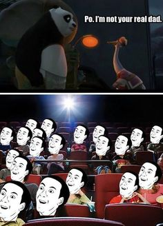 LOL funny meme submission kung fu panda you dont say MGM Crazy Funny Memes, Really Funny Memes, Stupid Funny Memes, Wtf Funny, Funny Relatable Memes, Hilarious, Funny Stuff, Sarcastic Memes, Funny Art