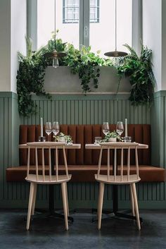 New cafe seating design window bars ideas Banquette Seating Restaurant, Cafe Seating, Outdoor Seating Areas, Lounge Seating, Kitchen Window Bar, Cafe Window, Window Bars, Kitchen Cabinets, Prado