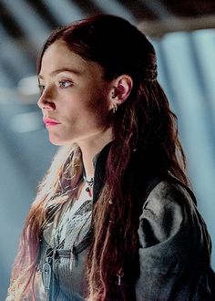 Clara Paget as Anne Bonny in Black Sails.