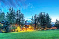 View 50 photos of this $7,995,000, 9 bed, 17.0 bath, 14718 sqft single family home located at 2300 Lucky John Dr, Park City, UT 84060 built in 2000. MLS # 1392319.