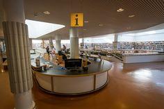 Rovaniemen kaupunginkirjasto / Rovaniemi City Library