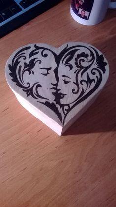 ...great burn design for Valentine's.....