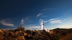 Scenic Wedding Photo in Cedar Fort Utah