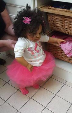 Custom Order Andres Jannie de Lange Reborn Toddler AA African Ethnic Black Doll | eBay