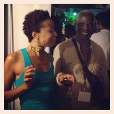 Welcome to the #Martiniquan filmmakers here for @ttfilmfestival.   @ Medulla Art Gallery http://instagr.am/p/P9h_EKAd_a/