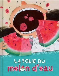 Watermelon Madness - by Taghreed Najjar (Hardcover) Middle East Culture, Toddler Themes, Album Jeunesse, Recorded Books, Online Library, Friends Show, Stories For Kids, Guided Reading, First Night