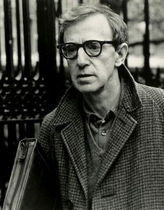 Woody Allen, film director, screenwriter, actor,