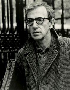 Woody Allen, film director, screenwriter, actor,