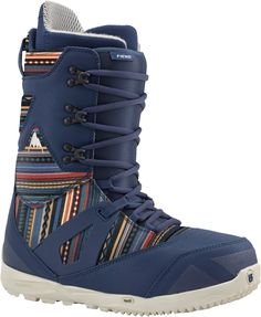 Burton Fiend Snowboard Boots Mens