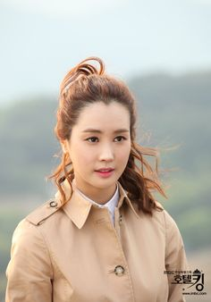 "Lee Da-hae in Stills and BTS from ""Hotel King"" – [Photos and Videos] Lee Da Hae, Lee Dong Wook, Korean Beauty, Asian Beauty, Pageant Headshots, Hotel King, King Photo, Hallyu Star, Some Girls"