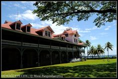 SILLIMAN UNIVERSITY IS THE FIRST PROTESTANT UNIVERSITY IN THE PHILIPPINES AND THE FIRST AMERICAN PRIVATE UNIVERSITY IN ASIA. - Dumaguete City, Philippines