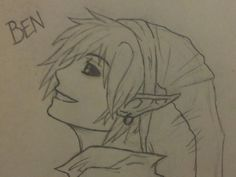 Ben Drowned by DJdragonXD.deviantart.com on @deviantART