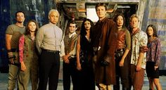 Despite only lasting one season, Firefly remains an integral part of the Joss Whedon universe. The 2002 sci-fi series starring Nathan Fillion, Gina Torres, and Firefly Serenity, Firefly Cast, Firefly Tv Series, Book Series, Kaylee Firefly, Watch Episodes, Joss Whedon, Comics, Movies