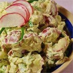 Mom's Dill Potato Salad - Allrecipes.com