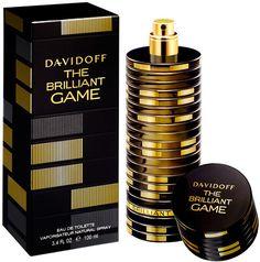 Parfum du Jour - Davidoff The Brilliant Game  Révélez avec brio et virtuosité le joueur qui est en vous. Fort d'une aura flamboyante, laissez-vous enivrer par le succès, et gagnez le cœur des femmes avec The Brillant Game de Davidoff. Eau de Toilette 60ml : 117dt000   #Fatales #Davidoff #TheBrilliantGame