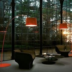 Luminária Twiggy, da Foscarini. Design de Marc Sadler. #design #luminárias #formas #lamps #shapes #iluminação #lighting #lightingdesign #lamp #interior #interiores #artes #arts #art #arte #decor #decoração #architecturelover #architecture #arquitetura #projetocompartilhar #davidguerra #shareproject #luminariatwiggy #twiggylamp #marcsadler #foscarini