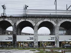 Galería - Reforma arcos viaducto / EM2N - 9