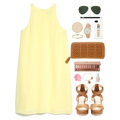 mellow yellow by classically-preppy