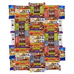 Ultimate Healthy Bar  Snacks Care Package Office Variety Pack 50 Count >>> Click on the image for additional details. (Note:Amazon affiliate link)