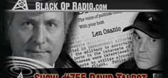 "David Talbot – Author of ""The Devil's Chessboard"" on Black Op Radio (10-28-15)"