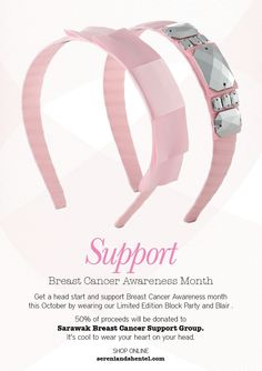 The Pink Support.
