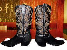 Paul Bond Custom Handmade Women's Cowboy Boots
