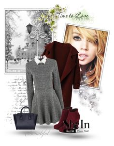 """""""Shein"""" by meri-husic ❤ liked on Polyvore"""