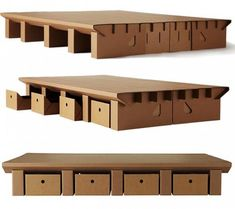 sit beds and storage system recycling paper for cardboard furniture