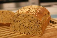 Pão Multigrãos   Receitas   Dia Dia