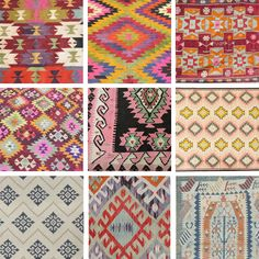 How to Interpret the motifs on Turkish rugs