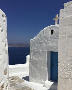 Morning view ! Astypalaia 🇬🇷#ancientkallos#summer18#vacation#travel#greekislands#astypalaia#colorsofgreece Mykonos Grecia, Santorini Greece, Architecture Life, Greek Design, Greek Isles, Morning View, Greece Islands, In Ancient Times, Beautiful Places To Visit
