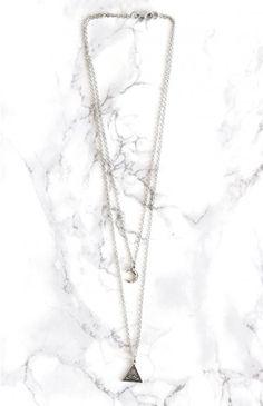 Hunter Gatherer All Seeing Luna Necklace | Beginning Boutique shop new @ www.bb.com.au/new