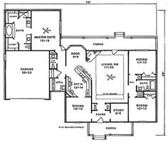 Cape+Cod+Style+Homes+Floor+Plans | images floor plans home plan 174 1056 first floor plan