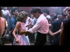 "Dirty Dancing - The Trailer.....""What they learned from each other felt too good to be wrong""....."
